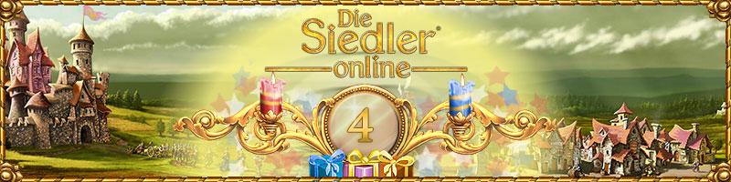 4 года The Settlers Онлайн!