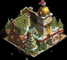 Рождественское событие: Первый взгляд