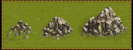 Взрыв гор и сценарии : Первый взгляд