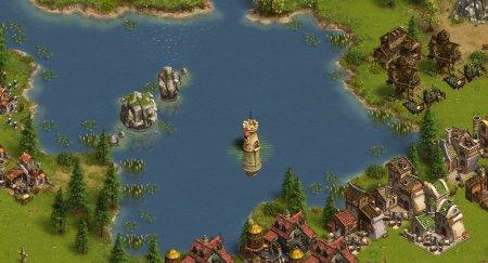 Экспедиционный водный замок