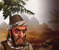 Али-Баба и первый разбойник
