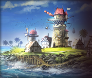 Остров Тикки