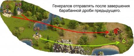 Уничтожение разбойников в Архипелаге: Сектор 6