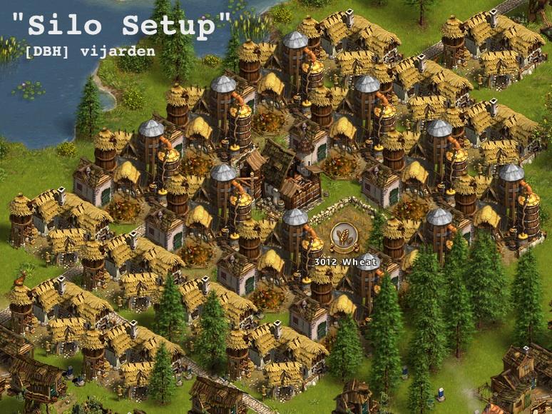 silo-setup
